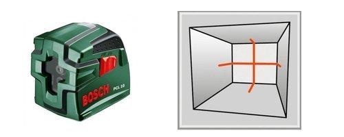 Нивелир Bosch GCL 25 + BM1 новый в L-Boxx 136 0.601.066.B03