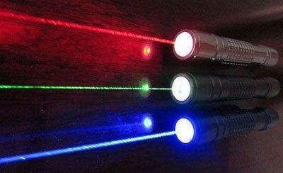 Лазерные указки с высокой мощностью лазеров