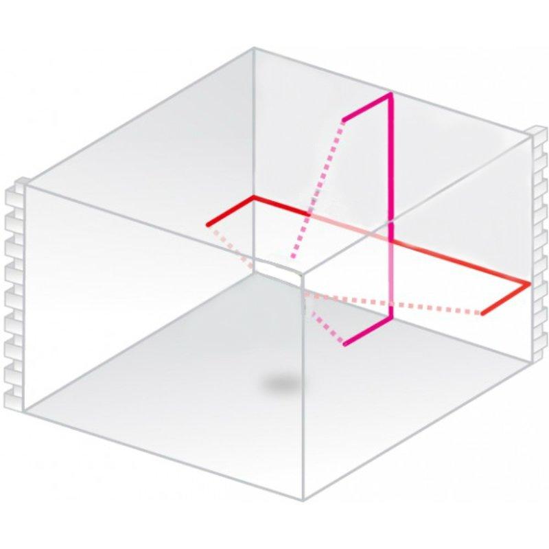 оптическая схема 1h/1v