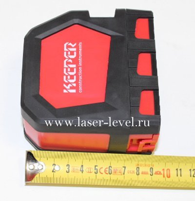 keeper laser ak 2d set